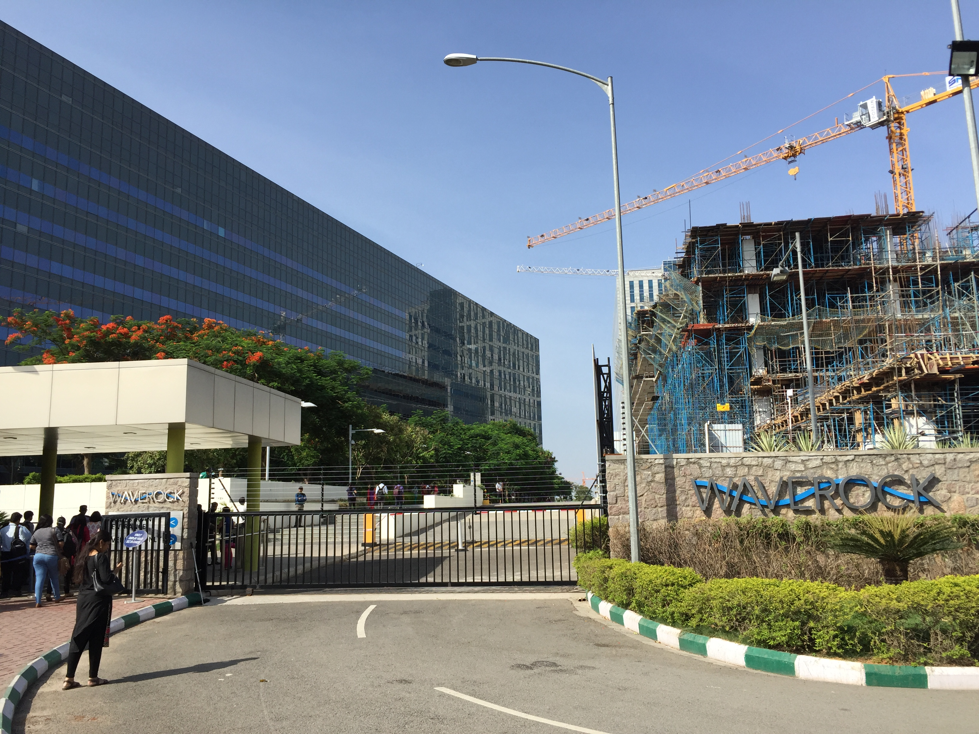 Hyderabad Tishman (Apple)
